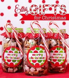 Christmas t idea No Bake Chocolate Chex Mix with free