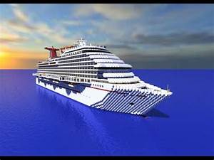 Minecraft Mods Massive Ships Mod Speed Boats Cruise