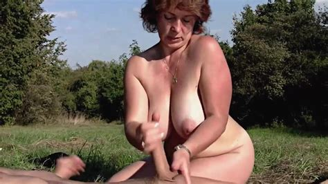 Brunette Bbw Milf Outdoors By Young Guy Porn 63 Xhamster