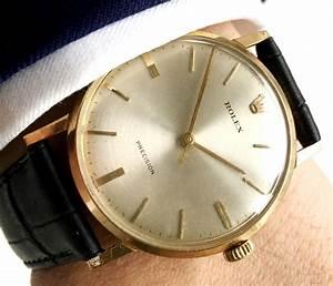 Rolex Auf Rechnung : serviced rolex precision 18ct carat gold vintage vintage portfolio ~ Themetempest.com Abrechnung