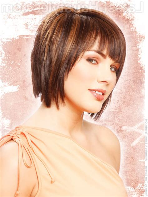 Hairstyles With Fringe by Layered Hairstyles With Fringe Hairstyle For