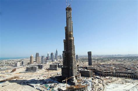 Dubai Tallest Building In The World