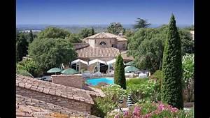 Charme De Provence : h tel de charme en provence l 39 enclos des lauriers roses youtube ~ Watch28wear.com Haus und Dekorationen