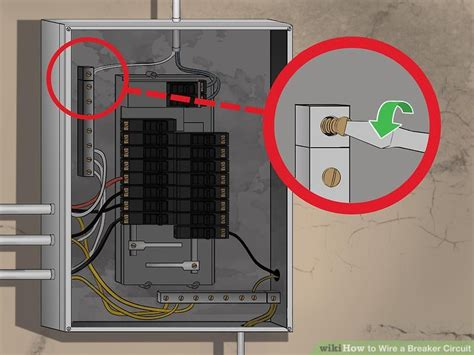 How Wire Breaker Circuit With Pictures Wikihow
