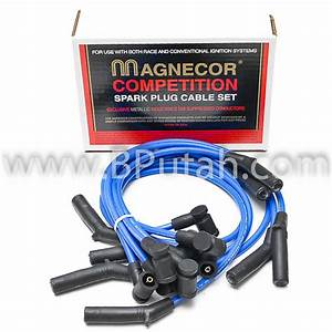 Land Range Rover Discovery Genuine Oem Factory Magnecor Ignition Spark Plug Wire Set 80242 87242