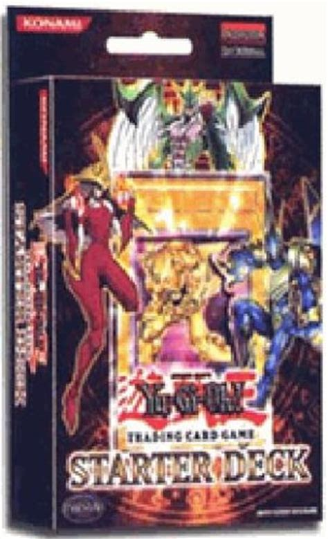 Yugioh Gx 2006 Starter Deck (elemental Hero's Theme Deck