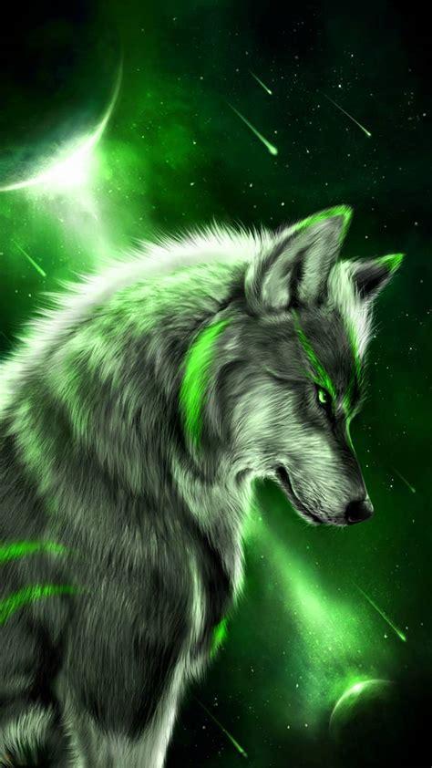 color wolf wallpaper  lonewolf    zedge
