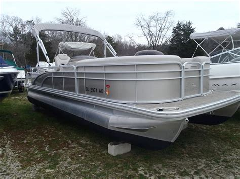 Used Pontoon Boats Bennington by Used Power Boats Pontoon Bennington Boats For Sale 8