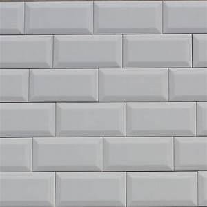 Faience Metro Blanc : id e relooking cuisine carrelage m tro gris clair ~ Farleysfitness.com Idées de Décoration