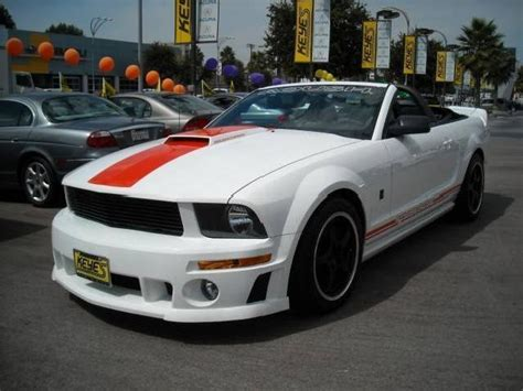roush convertible 2008 mitula cars