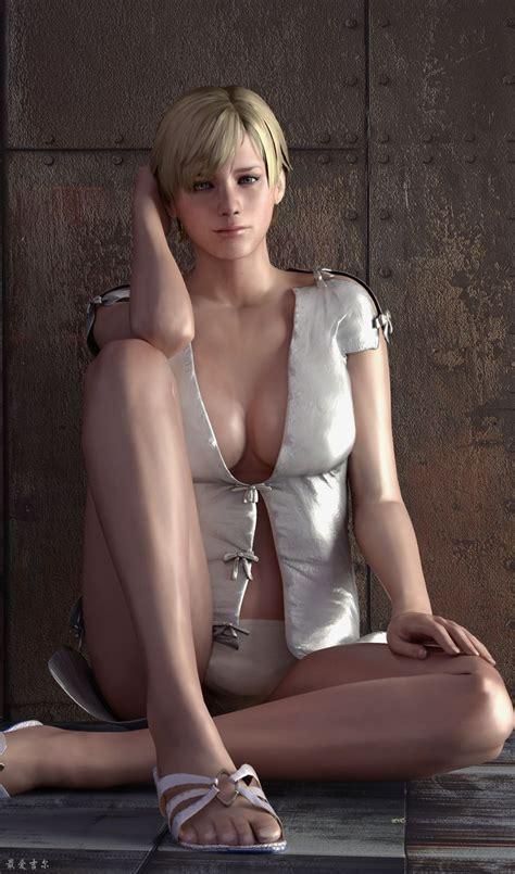 Sherry Birkin Resident Evil Evil Games Evil Art