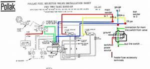 Pollack Valve Wiring Diagram