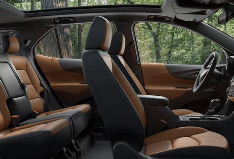 chevrolet equinox interior features space gregg