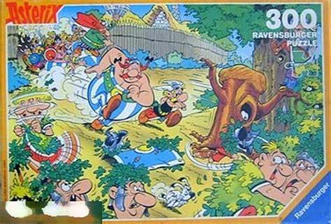 puzzle asterix archiv bibliothek spiele und freizeit