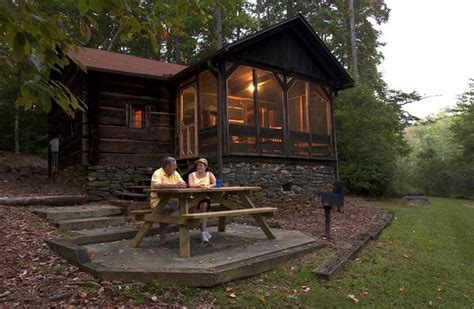 sc state parks with cabins ccc cabin at oconee state park places i been