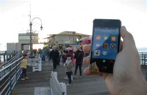 Pier Vs Peer by Gta V Fan Takes Photos Of The Real Life Locations Found In