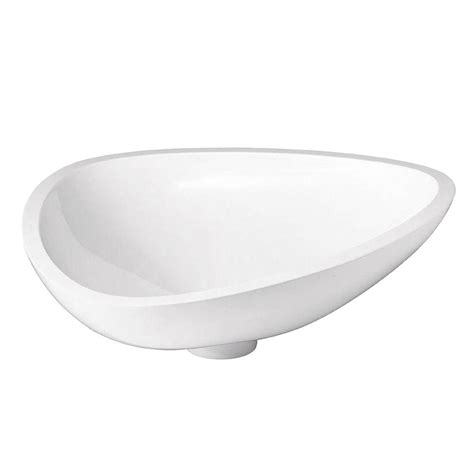 Hansgrohe Axor Massaud Small Vessel Sink In White42305000