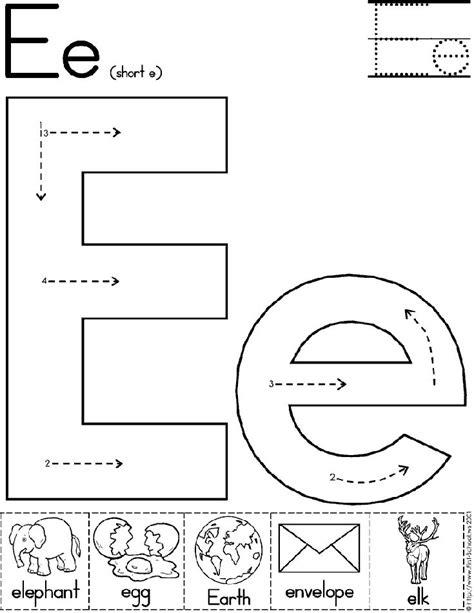 images  ee letter activities  pinterest