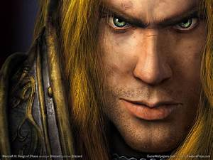 Wallpaper Warcraft 3 Reign Of Chaos Collection Game Console