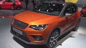 Seat Arona Xcellence Automatikgetriebe : seat arona xcellence 1 0 ecotsi 115 hp 2018 exterior and ~ Jslefanu.com Haus und Dekorationen