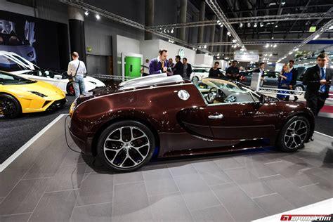 Bugatti Veyron Grand Sport Vitesse Vs Lamborghini