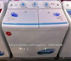 Machine A Laver 9 Kg Electro Depot : 9 0 kg machine laver semi automatique machine laver id ~ Edinachiropracticcenter.com Idées de Décoration