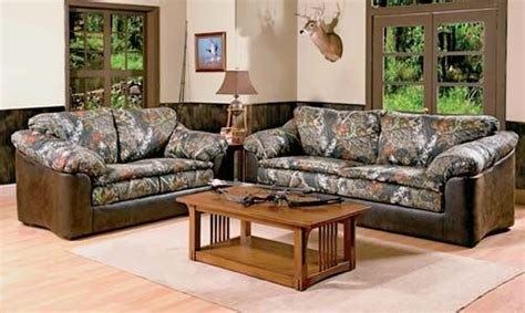 Camo Living Room Ideas by Camo Living Room Furniture Hunting Decor Pinterest
