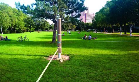 Taspo Gartendesign  Slackline Und Baumschutz Die