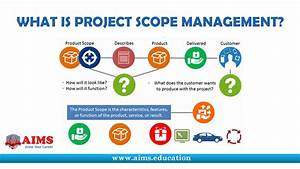 Project Scope Management | project scope template