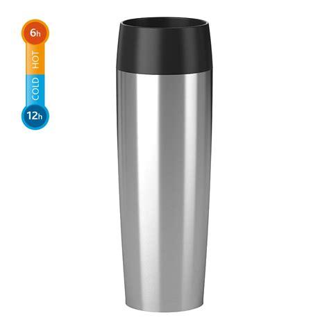 emsa travel mug 0 5 emsa travel mug grande 0 5 liter edelstahl thermobecher