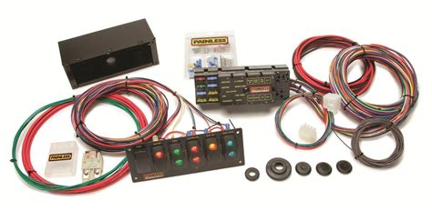 Painless Circuit Race Only Wire Harness With Switch