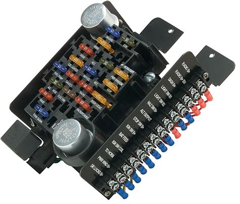 painless performance circuit fuse block  circuit fits