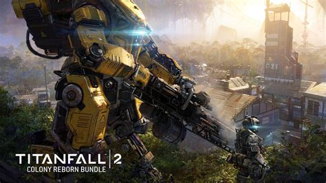 titanfall  colony reborn dlc wallpapers hd wallpapers