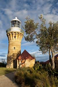 Lighthouse in New South Wales Australia