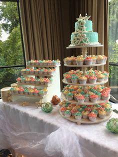 small dock cupcake stand nautical wedding pinterest