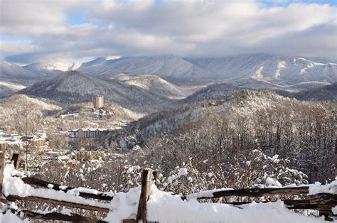 top  winter attractions  pigeon forge  gatlinburg