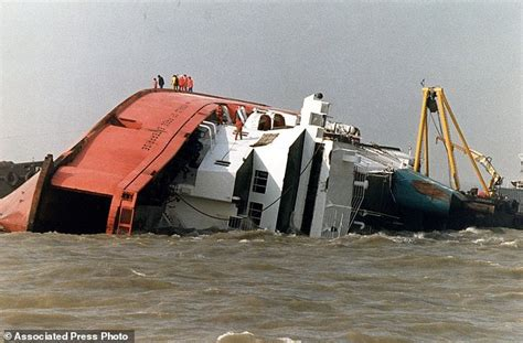 Ceremonies in Belgium mark 3 decades since ferry sinking Daily Mail