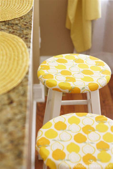 Diy Bar Stool Chair Covers • The Celebration Shoppe