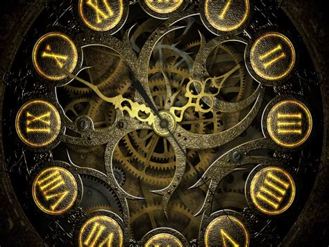 Animated Clock Wallpaper For Pc - free clock wallpapers for desktop wallpapersafari