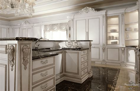 Kitchen Deluxe Ivory Version-kitchen-kitchens