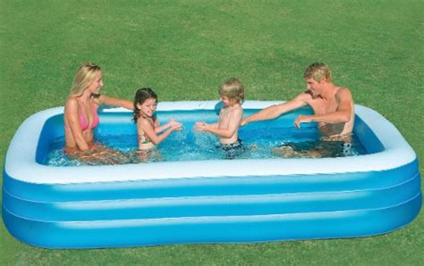 intex piscine rectangulaire family grand modle
