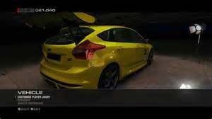 Grid 2 Ford Focus St Tuning (multiplayer) Youtube