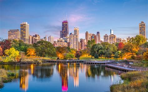 attractions  route   chicago
