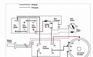34 Curtis 1204 Controller Wiring Diagram