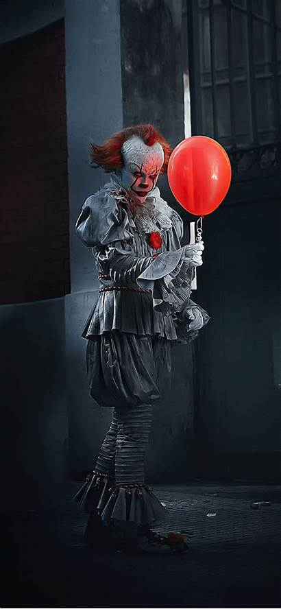 Iphone Pennywise Clown Cosplay Max Wallpapers Pro