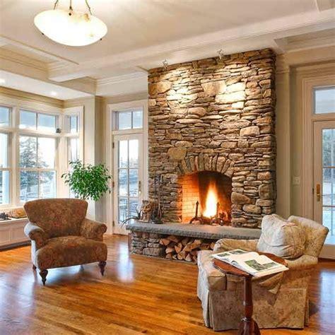 steinwand wohnzimmer ein frischer hauch  ihrem zuhause