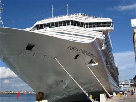 Cabina Di Comando Nave Racconto La Crociera Con Costa Concordia Profumi Di