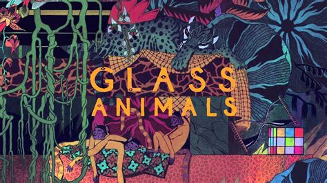 Glass Animals Wallpaper - glass animals toes official audio chords chordify