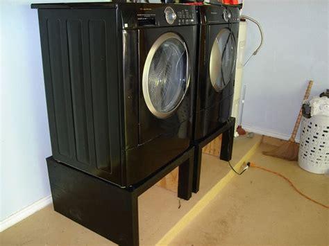 Diy Washing Machine And Dryer Pedestal  Home Design