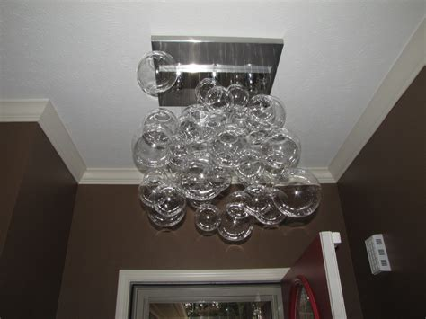 diy glass chandelier my diy modern glass chandelier musings from
